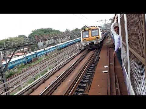 Mumbai Local : A Journey Through Mumbai Harbour Line