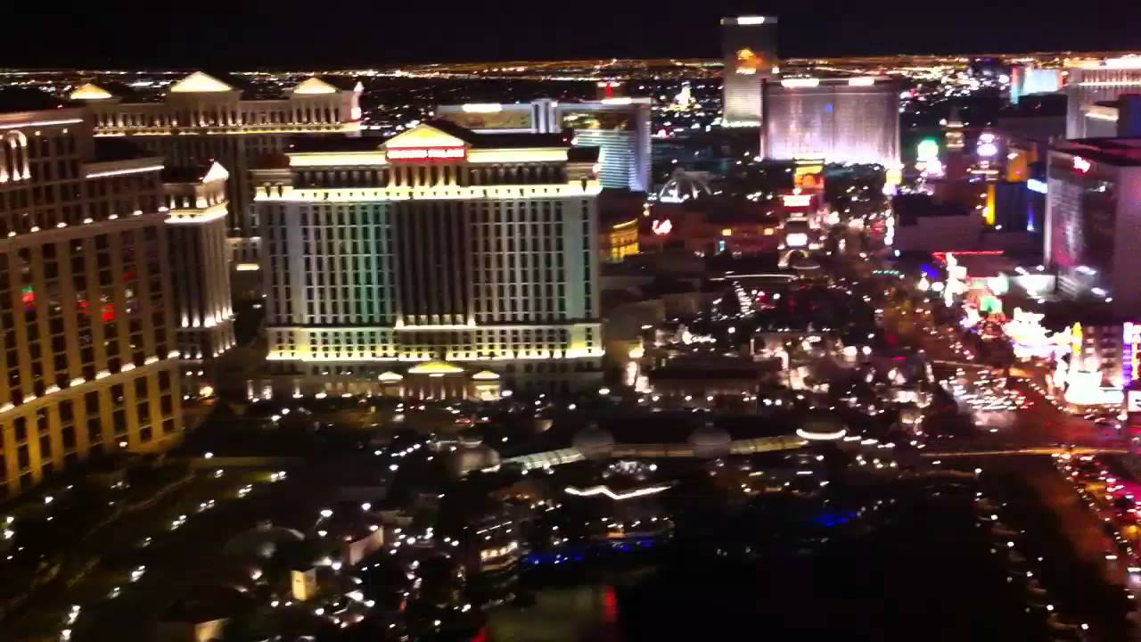 cosmopolitan las vegas wraparound terrace suite night balcony view