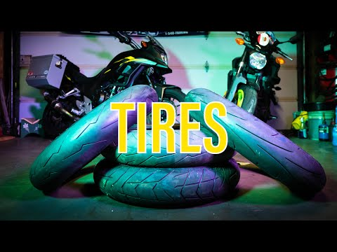 Best Motorcycle Tire For You? Tire Buying Tips | WATCH THIS BEFORE YOU BUY!