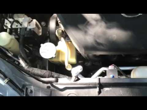 2006 Mazda 6 AC high pressure line replacement
