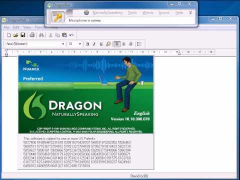 Dragon Naturally Speaking Vs Google Voice
