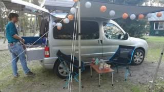 Minicamper: Hoge Veluwe
