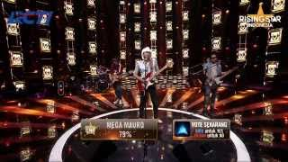 "Blues Mates ""Love Song"" The Cure"" - Rising Star Indonesia Big 10 Eps 18"