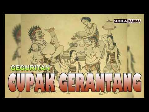 Full Geguritan Bali  Cupak Gerantang