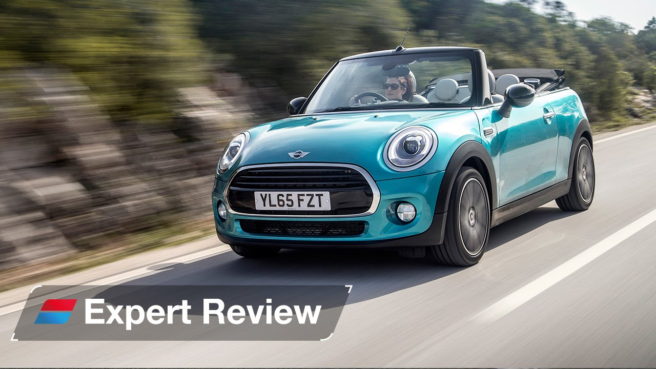 2016 Mini Convertible Review You