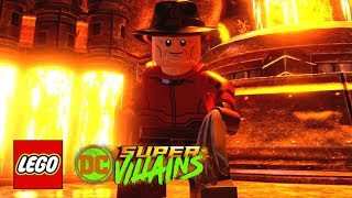 LEGO DC Super-Villains: Countdown To Halloween - Episode 6: How To Make Freddy Krueger!