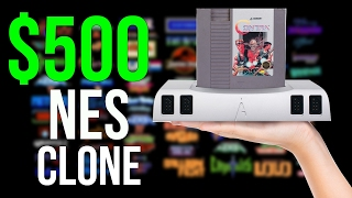 The Most Expensive NES EVER! - Analogue Nt mini Review | RGT 85