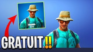 THIS SKIN IS FOR ALL FORTNITE PLAYERS? NEW UPDATE!