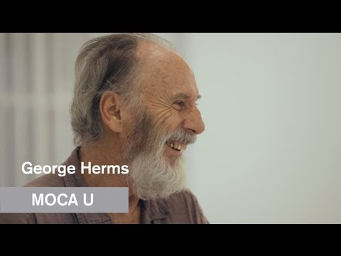 The Art of Assemblage - George Herms | Agathe Snow - MOCA U - MOCAtv