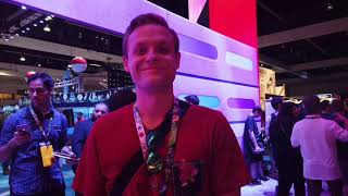 E3 - 2019 DAY ONE ROUND-UP! Luigi's Mansion, Pokemon Sword and Shield AND MORE!