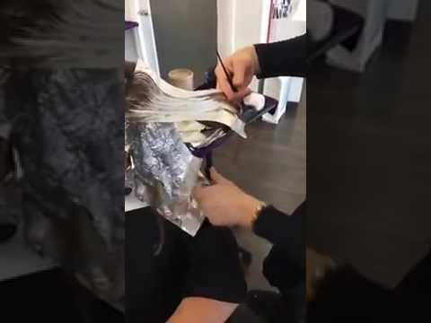 How To: Hair Painting & Creative Toning - Platinum perfection and Schwarzkopf Professional