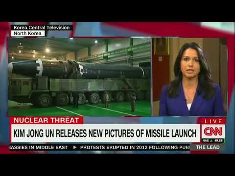 Tulsi Gabbard Interview with CNN