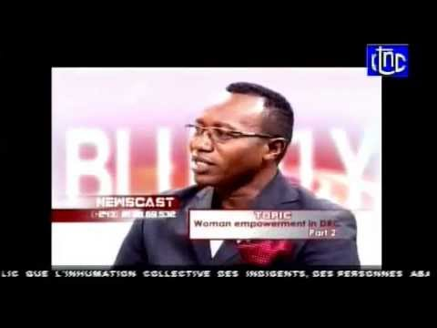 ** DR CONGO NEWS IN ENGLISH 16/4/2015 (RTNC)