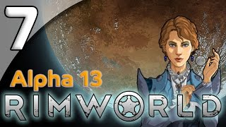 Rimworld Alpha 13 - 7. Playing with Poison - Let's Play Rimworld Gameplay