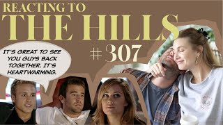 Reacting to 'THE HILLS' | S3E7 | Whitney Port