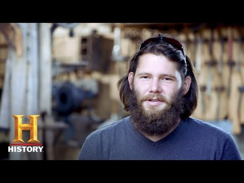 Iron & Fire: Daniel Casey - Traditional Knife and Gunsmith | New Series Premieres April 11 | History