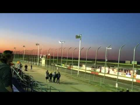 I-80 speedway BRLM heat race 4/27/2018