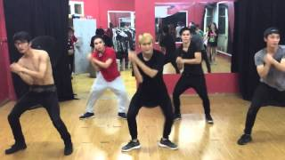 [Mirrored] MIN from ST.319 - Y.E.U (Dance Practice)