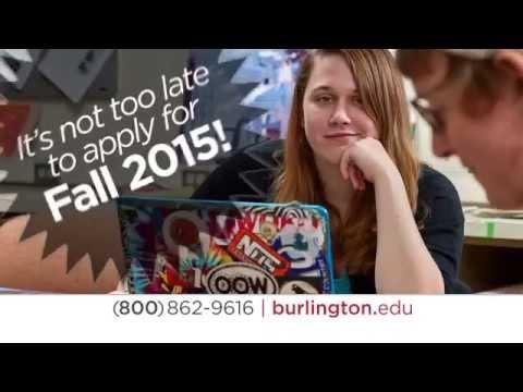 Burlington College - Fall 2015