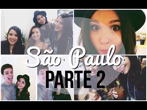 São Paulo - Beauty Fair e encontrinho das blogueiras Pt.2