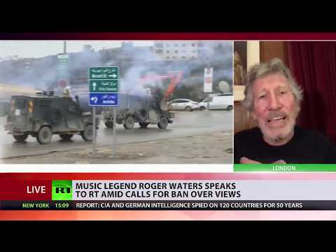 Pro-Israel Groups Enhance Efforts Against Roger Waters For BDS Stance
