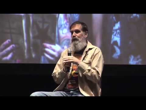 Bill Moseley Panel Days of the Dead Atlant February 4, 2018
