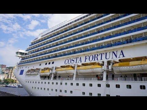 Costa Fortuna at Vladivostok 22/09/2018