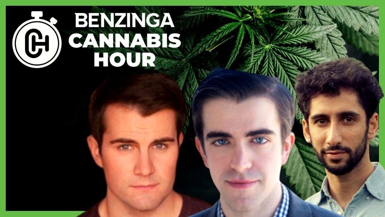 Talking Cannabis & Top Stocks w/ Curaleaf $CURLF   Benzinga Cannabis Hour   Stock Market LIVE 🔴