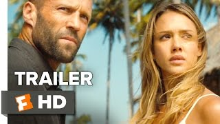 Mechanic: Resurrection Official Trailer #1 (2016) - Jason Statham, Jessica Alba Movie HD