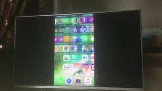 How to Screen Mirror iPhone to Sony Bravia Android TV | Cast Android Mobile to Smart TV | Airscreen
