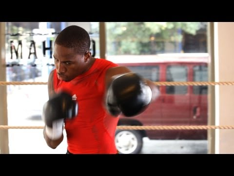 How to Shadowbox for Beginners | Boxing Lessons