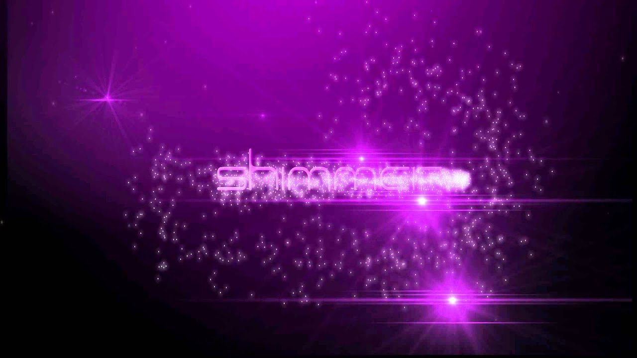 After Effects Trapcode Particular template - YouTube