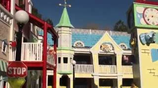 Full Tour and Overview of Curious George Goes To the Zoo at  Universal Studios Orlando 2016
