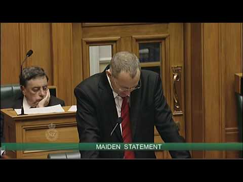 Phil Twyford - Maiden Speech