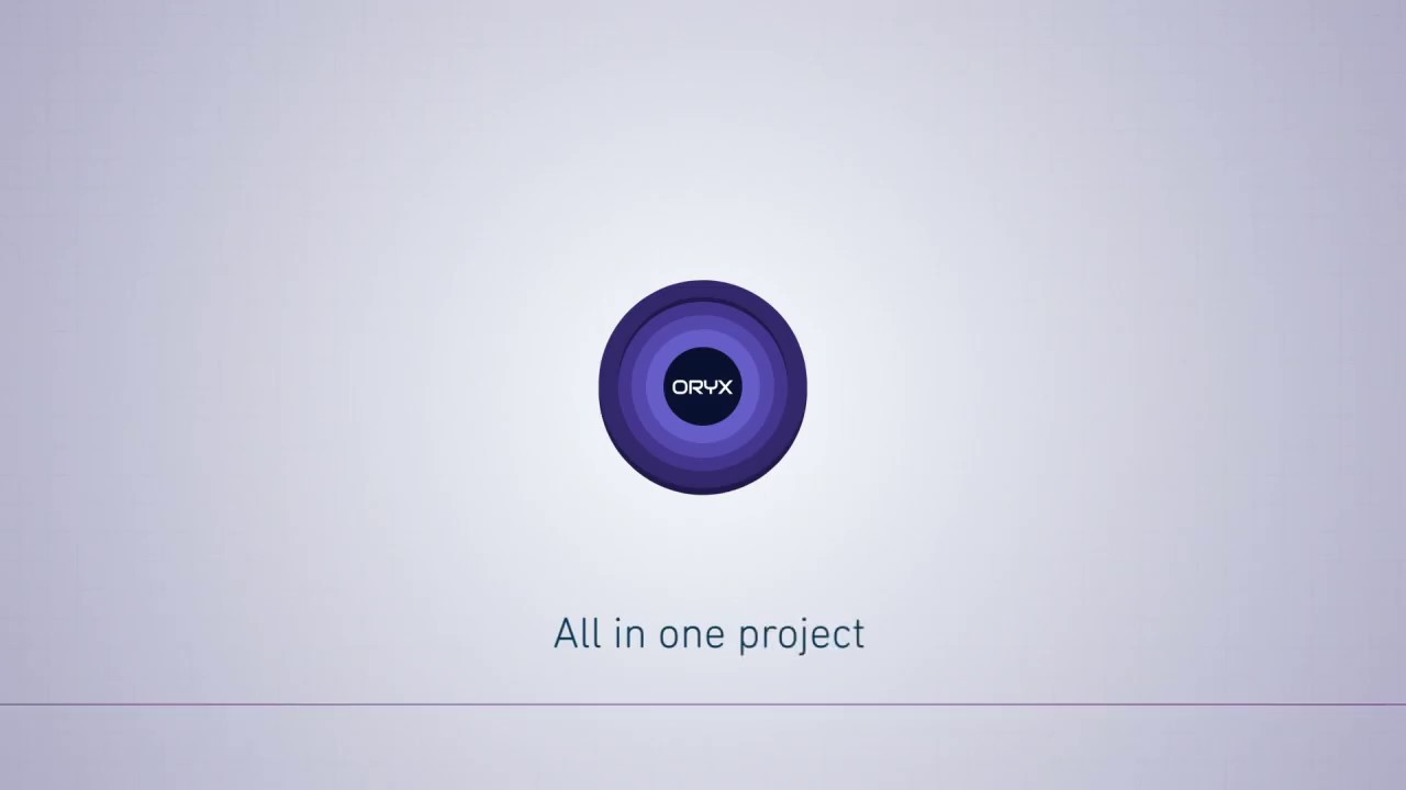 WE WILL CONNECT ALL TO ORYX