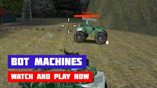 Bot Machines · Game · Gameplay