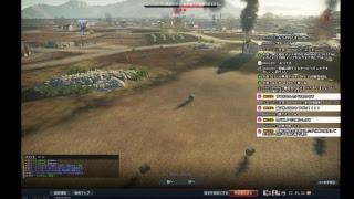 相手戦車をつっぽがそう~!!!!!! war thunder#70.0
