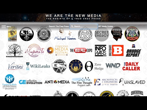 WeAreTheNewMedia.com The Rebirth of a True Free Press