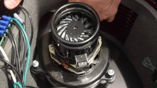 Central Vacuum Motor Replacement