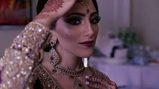 Unzel+Shaan Michigan Muslim wedding video