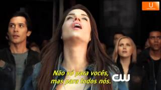 The 100 - Trailer - Legendado [PT-BR]