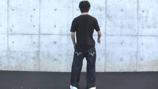 レッグ・ラップ・ツイスト Leg Wrap Twist □総合ヨーヨー情報サイト - G...