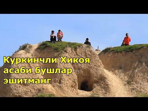 Олдин Кабристон Булган Кишлок куркинчли