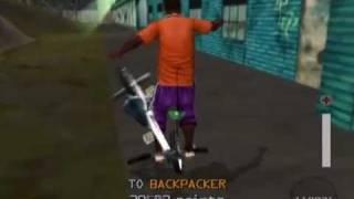 BMX XXX (PS2 Gameplay)