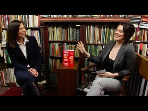Teresa Sheffield 'About the Author' Interview w/ Joanne Lipman