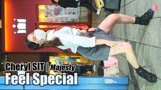 희정 | 메이져스티 - Feel Special | 필스페셜 / 트와이스 @201101 홍대 버스킹 by Af…