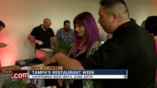 Tampa Bay Restaurant Week makes dining at local restaurants more affordable