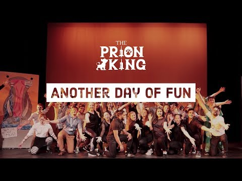 Another Day of Fun (La La Land) - The Prion King | Addenbrooke's Hospital Pantomime 2018