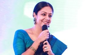 There is a big gang of women behind me - Jyothika | Galatta Tamil