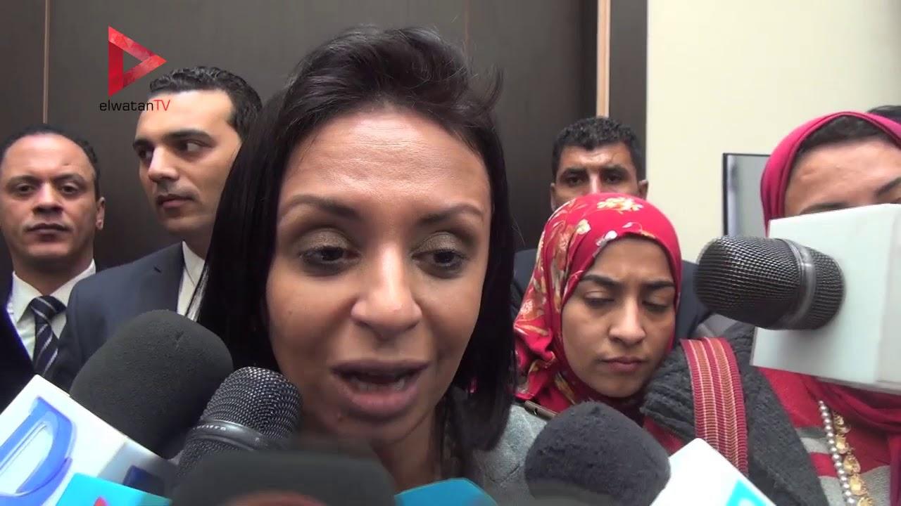 الوطن المصرية:رئيس القومي للمرأة  مهرجان أسوان الدولي إهداء لإسم